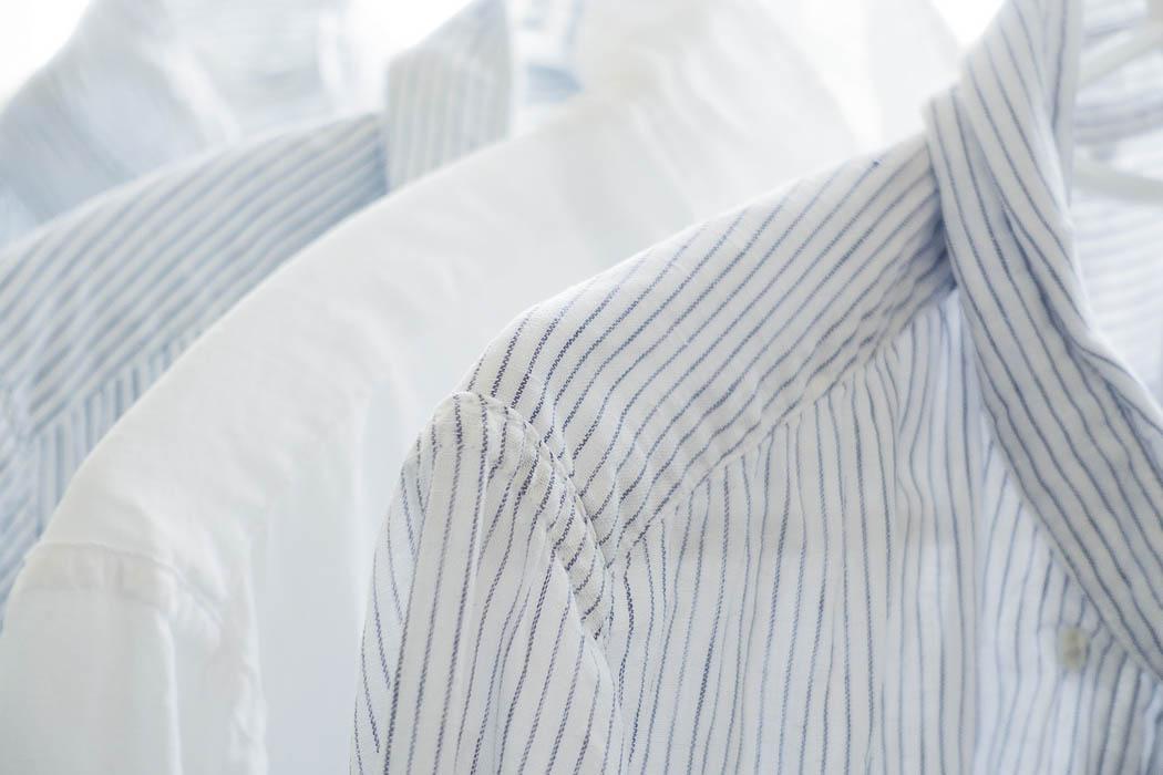リネンのシャツ